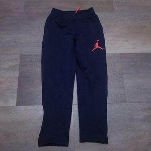 Jordan Youth Sweat Pants Medium
